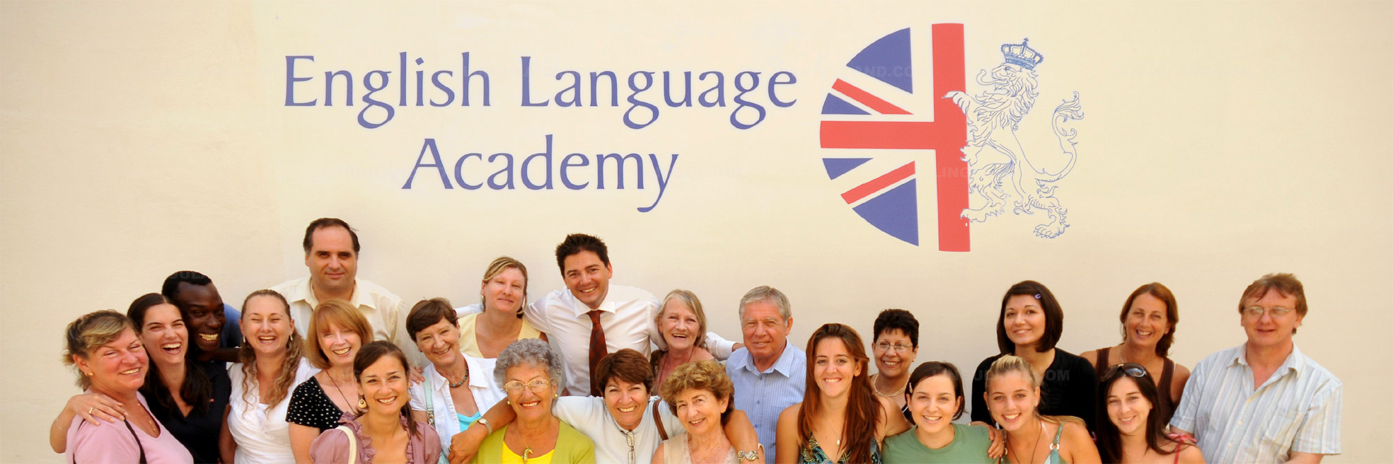 Los alojamientos de English Language Academy